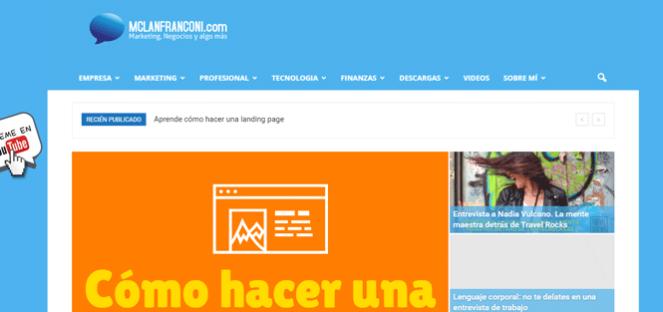 blog-mclamfranconi